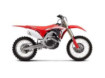 2017 Honda CRF450R Motocross Motorcycles Johnson City, TN