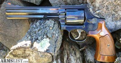 For Sale: Smith & Wesson 586 357 mag NO DASH,! PRE LOCK!