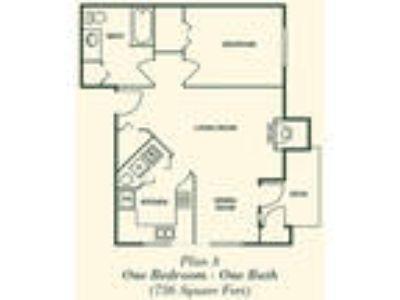 Carriage House - 1 BR 1 BA (Plan A)