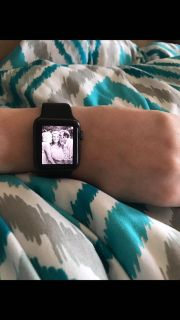 Apple Watch - series 1 $150 OBO works perfectly and comes with 3 bands