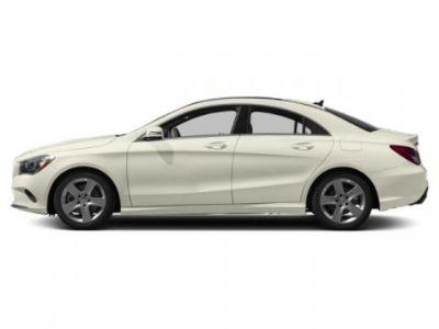 2019 Mercedes-Benz CLA-Class CLA250 4MATIC (Polar White)