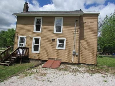 3 Bed 1.1 Bath Foreclosure Property in Atwater, OH 44201 - Hickory St