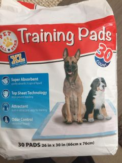 X Large Puppy Pads