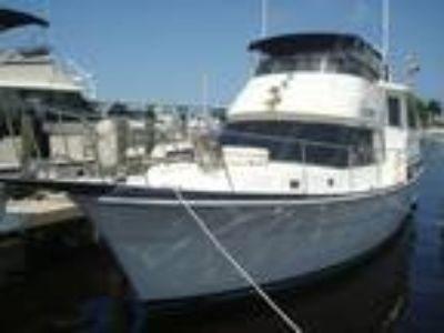 49' Gulfstar 49 Motor Yacht 1987