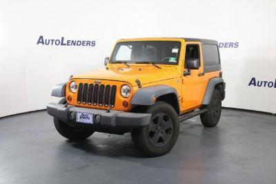 2012 Jeep Wrangler Sport ()