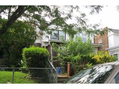 3 Bed 1.5 Bath Foreclosure Property in Philadelphia, PA 19138 - N 21st St