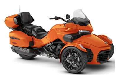 2019 Can-Am Spyder F3 Limited 3 Wheel Motorcycle Massapequa, NY
