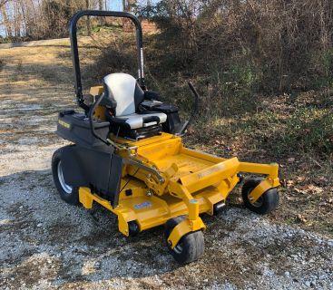 2018 Hustler Turf Equipment SUPER Z 60 Lawn Tractors Harrison, AR