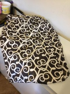 NEW full size air mattress cover