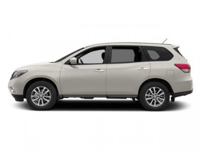 2013 Nissan Pathfinder S (Moonlight White)