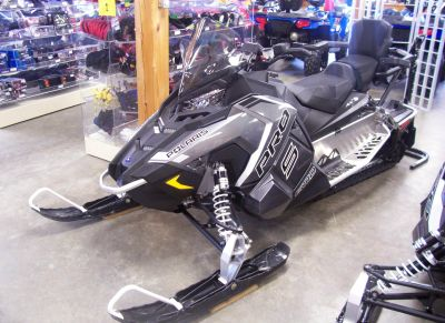 2018 Polaris 600 Switchback PRO-S ES Trail Sport Snowmobiles Center Conway, NH