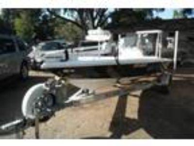 2014 Glasstream 17 Flats Bass Boat with 115 Yamaha