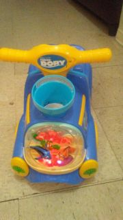 Dory Ride along toy