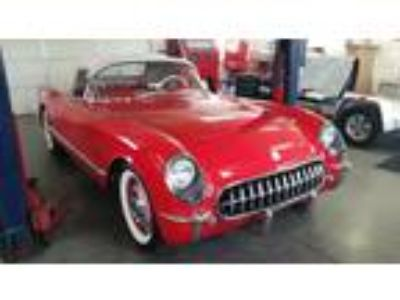 1954 Chevy Chevrolet Corvette Convertible