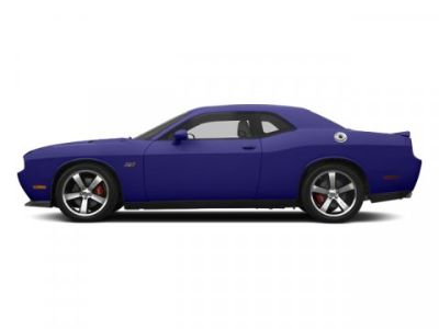 2013 Dodge Challenger SRT8 392 (Plum Crazy Pearl)
