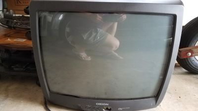 Orion Analogue TV