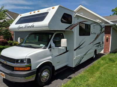 2011 Thor Motor Coach Four Winds 25C