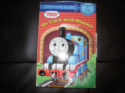 Step into Reading - 12 Thomas the Train books