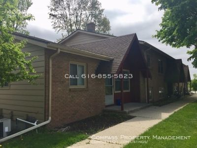 2 Bedroom 1 Bath in Allendale - Handicap accessible -  Water + Trash Service + Lawn Care included!