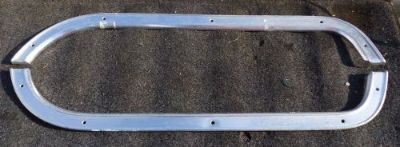 Purchase 61 62 63 64 1964 1963 1962 1961 Ford truck F100 unibody custom cab sill plates motorcycle in Orangevale, California, United States, for US $225.00