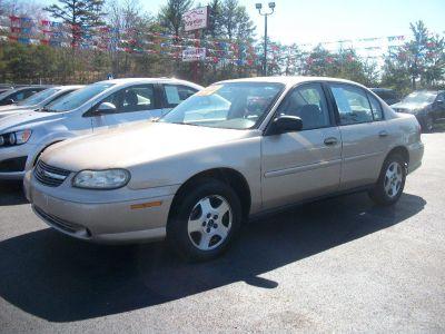 2003 Chevrolet Malibu Base (Beige)