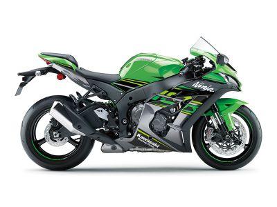 2018 Kawasaki NINJA ZX-10R KRT EDITION SuperSport Motorcycles Dimondale, MI