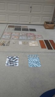 Misc tiles for crafts, small projects, other?