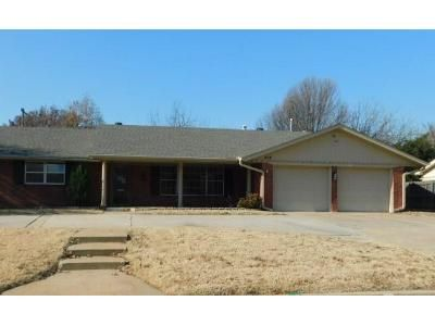3 Bed 2 Bath Foreclosure Property in Norman, OK 73069 - Merkle Dr
