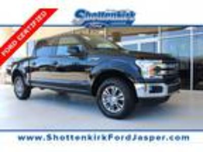 2018 Ford F-150 Lariat 4X4 Supercrew
