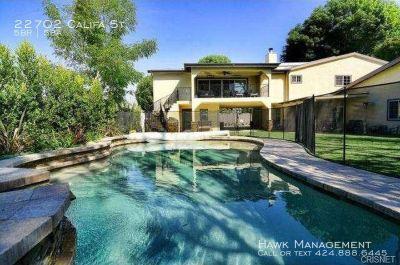 Magnificent 6 bed 5 bath gated Walnut Acres adjacent estate!