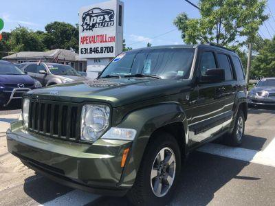 2008 Jeep Liberty Sport (Jeep Green Metallic)