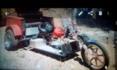 V w trike for sale or trade