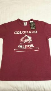 *NEW* Colorado Avalanche T Shirt Large