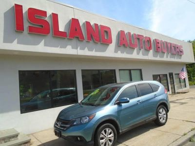 2013 Honda CR-V EX (Mountain Air Metallic)