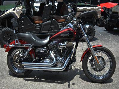2012 Harley-Davidson Dyna Super Glide Custom Cruiser Clearwater, FL