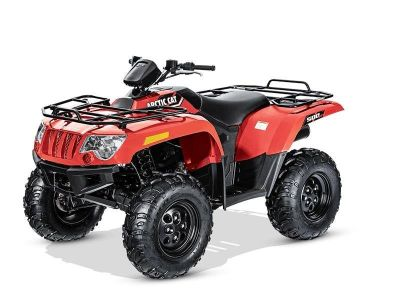 2016 Arctic Cat 500 Utility ATVs Long Island City, NY