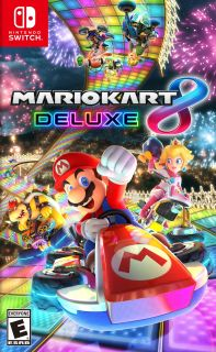Mario Kart 8 Deluxe for Switch