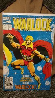 Warlock # 1 (Marvel Comics) 1992