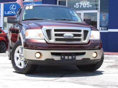 2008 Ford F-150 King Ranch (Redfire Metallic)