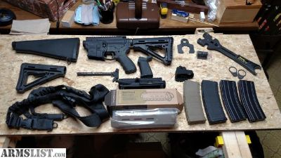 For Sale: AR-15/M4 UPPERS, LOWER, STOCKS, SLINGS, ACCESSORIES, MAGPUL, PALMETTO ARMS, BCM4