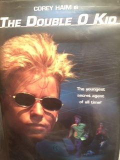 """REDUCED - BRAND NEW copy of """"The Double O Kid"""" DVD"""
