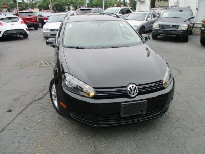 2010 Volkswagen Jetta SportWagen TDI (Black)