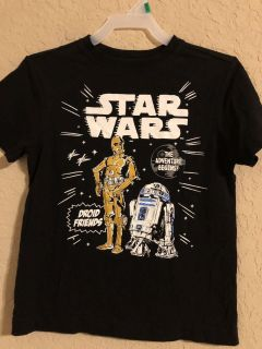 Brand New Star Wars Special Tees Black Short Sleeve Shirt. Perfect Condition. Size Small