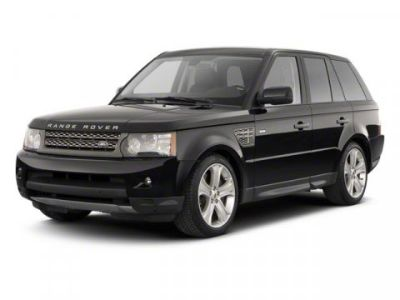 2013 Land Rover Range Rover Sport Supercharged (White)