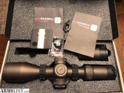 For Sale: Vortex Razor HD Gen II 4.5x27 MIL EBR-