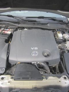 Purchase 06- 09 2006-2009 Lexus IS250 AWD 2.5 L Engine 4FGR-FSE 2.5 VIN K motorcycle in Bluffton, Ohio, United States, for US $1,650.00