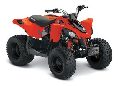 2019 Can-Am DS 90 Kids ATVs Eugene, OR