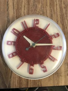 Old Collectible Clock