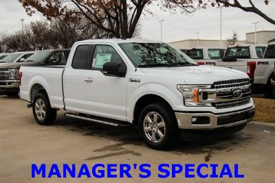 2019 Ford F-150 XL (Oxford White)