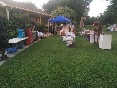 Yard sale Saturday 7-3